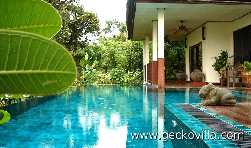 Thailand villa images thailand vacation rental photos for Vacation rentals with private swimming pool