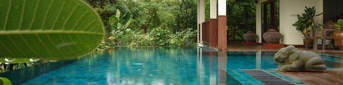 Thailand villa for holiday rental, Thai villa
