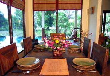 Holiday letting villa in Thailand vacation rental